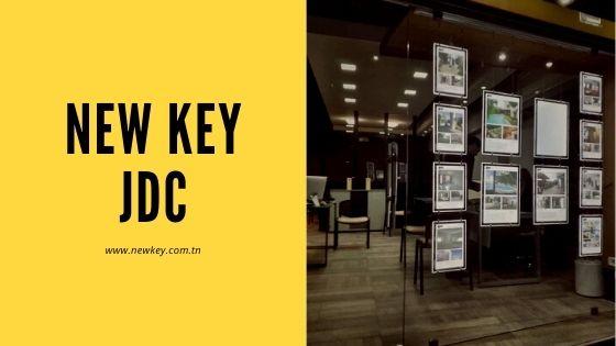 New Key – Agence Immobilière aux jardins de carthage